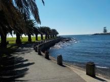 Kiama harbour walkway